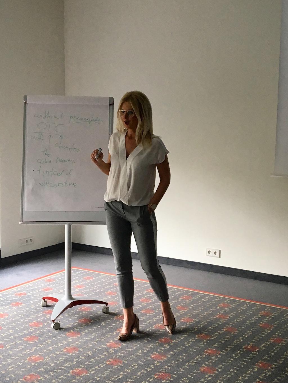 Katowice 11.05.2019 Obsługa Klienta Anglojęzycznego w Salonie Optycznym