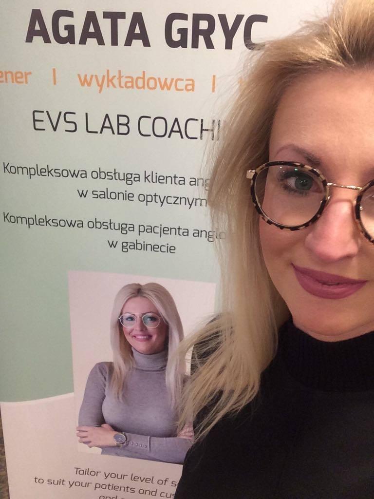 Warszawa 20-21.03.2019 Obsługa Pacjenta Anglojezycznego w Gabinecie - Vision Express